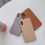 Luxury simple iphone case