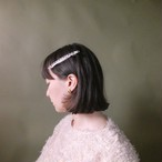 the knit + vintage collection 4 the pearl hair clip edition 3