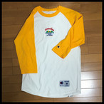MONTAIN RAGLAN SLEEVE(YELLOW)