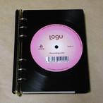 レコード盤がノートになった!Logu Recording Note 004_B