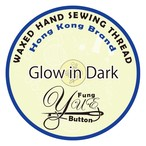 glow in dark Yue Fung Polyester cord thread