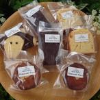 【Tearoom Berry&Chloe's】イギリス焼き菓子 Berry&Chloe'sセット(焼き菓子3種×3コ入り、クッキー1袋)