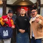 4&9 DINER YOKOHAMAキャンバストートバッグ