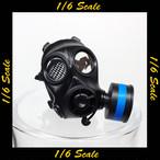 【01632】 1/6 DamToys FM12 ガスマスク
