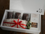 ★12月17日木曜日発送分【 季節の米粉焼き菓子BOX】