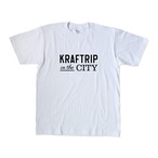 KRAFTRIP IN THE CITY ロゴ Tシャツ