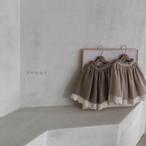【予約販売】Vienna skirt〈anggo〉