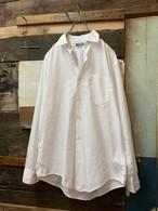60's pima cotton regular collar shirt