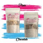 【大人気】グルテンフリー グラノーラ Sweetセット(プレーン+チョコレート)(4個)