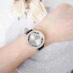 土台 フラワーイン時計