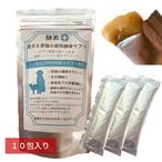 美味しいおやつサプリメント おやつで健康 愛犬&愛猫の鹿肉健康ジュレ 酵素配合 健康補助食品 10包入り(送料込み)