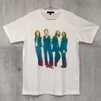 【送料無料 / ロック バンド Tシャツ】 THE BEATLES / Gradation Print Men's T-shirts M ザ・ビートルズ / グラデーション・プリント メンズ Tシャツ M