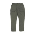 STRETCHED DOUBLE POCKET PANTS - KHAKI