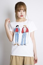 【Creators enjine】チヤキ×やべさわこ コラボTシャツ