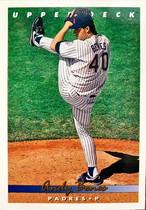 MLBカード 93UPPERDECK Andy Benes #261 PADRES