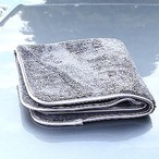 マイクロファイバー/拭き取り/クロス EXCLUSIVE Premium Buffing towel(プレミアムバフタオル) 1000gsml ワックスの拭き取り、洗車にも
