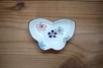 萠窯|蝶形豆皿