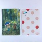 POST CARD「すてきな傘ですね」no.109