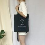 シンプルロゴリボントートバッグ ハンドバッグ シンプル A4対応 韓国 学生 肩掛け セカンドバッグ