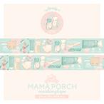 okappalover マスキングテープ MAMA PORCH
