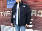 THE NORTH FACE DOWN JACKET (black)