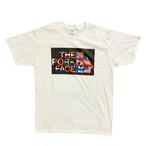 【今だけステッカー付】 THE PORK FACE カラー国旗Tシャツ (S〜XL)