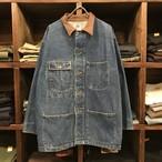 90s REAL CLOTHES デニムカバーオール