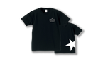 STAR logo T-Shirt / black