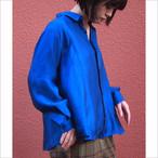 【hippiness】cupro A line shirt/【ヒッピネス】キュプラ エーライン シャツ