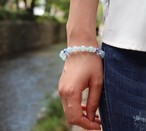 アクアマリン&ブルークオーツ(Aquamarine&Blue Crystal)