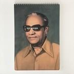 スケッチブック A3 ブラウンシャツ|Sketchbook A3 Brown Shirt(PUEBCO)