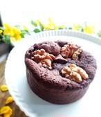 ウォールナッツチョコケーキとクッキーの箱
