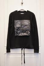 mesh l/s t-shirts w/pockets.
