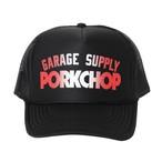 BLOCK LOGO CAP/BK