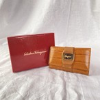 FERRAGAMO Key Purse -Dead Stock!-