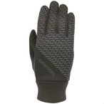 【TERRANOVA】 Mens Runner Glove  (Black) (ブラック)