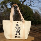 CANVAS TOTE S(キャンバストートバッグ) MEI-000-181001