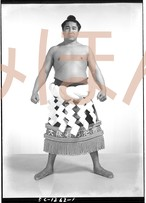 昭和34年9月場所優勝 横綱 若乃花幹士関(7回目の優勝)