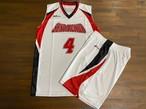 【デザインサンプル】川内中央中学校女子バスケットボール部(U15・女子)昇華ユニフォーム
