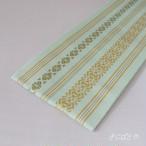 正絹 博多織の伊達締め 薄水