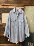 80's bigmac cotton chambray shirt