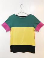 Colorful Tee【カラフル2WAY ロングTシャツ】L05