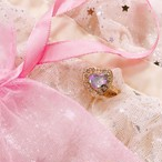 【anchovyy】Bijou Heart Ring