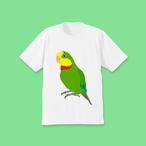 ミカヅキインコ Tシャツ