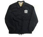 "【受注生産】""THE KIDS ARE BACK IN TOWN LOGO"" Coach Jacket BLACK"