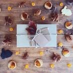 季節の小包み 11月
