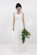 White Graprfruit♡大人可愛い!透け感たっぷりレースのドレス
