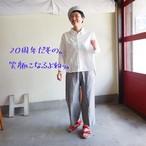 20周年記念企画 白のパッチワーク girl'sワイドシャツ 11S22 サイズ2