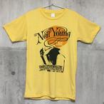 NEIL YOUNG / Live 1971 Men's T-shirts M ニール・ヤング / ライブ 1971 メンズTシャツ M