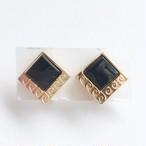 """""""Pierre Cardin"""" earring[e-581]"""